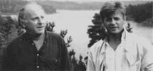 Бродский и Барышников