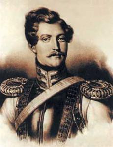 Пушкин Дантес