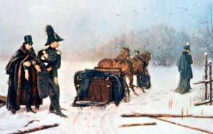 Пушкин последняя дорога