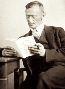 Герман Гессе в 1927 году