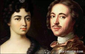 Пётр и Мария Кантемир