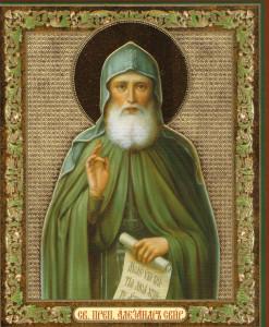 Свирский Александр икона