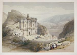 Петра монастырь