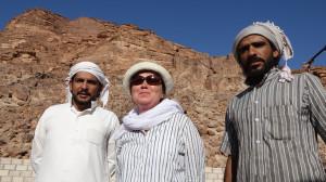 Вади Рам Света бедуины
