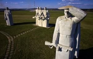 ПАнфиловцы памятник