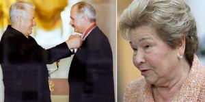 Михалков и Наина