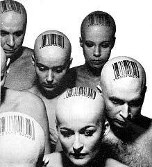 Чипирование мозг штрихкод