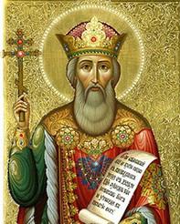 Крещение икона Владимира