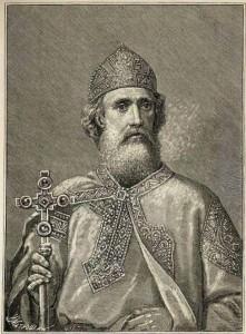 Крещение святой князь Владимир