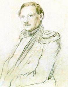 Пушкин Данзас
