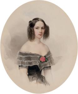Пушкин Наталья Николаевна