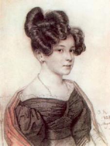 Пушкин Оленина