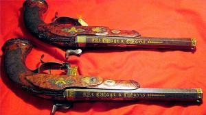 Пушкин пистолеты лепажа