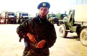 Прилепин в Чечне
