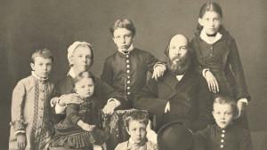 Ленин семья