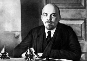 Керенский Ленин в кабинете