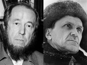 Солженицын Шаламов