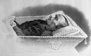 Гоголь умерший