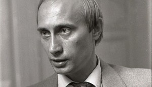 Путин молодой