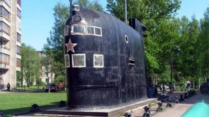 Б-641 рубка