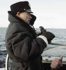 Путин подводник