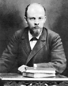Ленин молодой