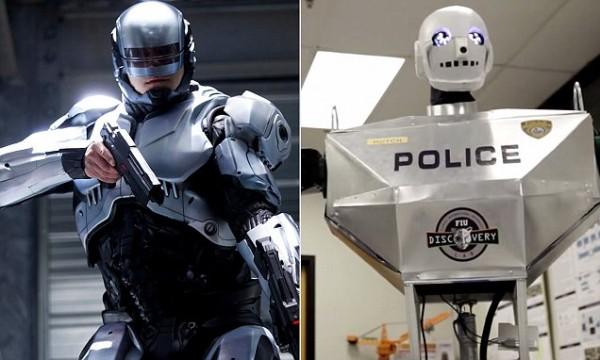 Преступность будущего