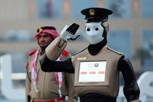 Преступность роботы