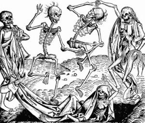 Эпидемия пляска смерти