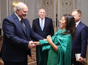 Лукашенко интервью