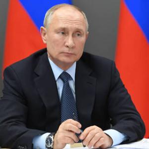 Вакцинация Путин