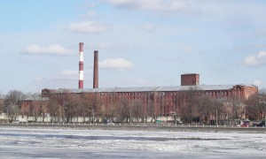 Берггольц фабрика им Тельмана