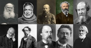Писатели гении