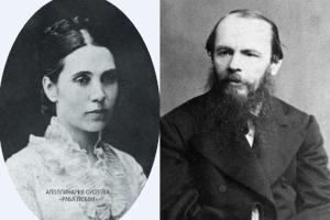 Достоевский и Аполлинария