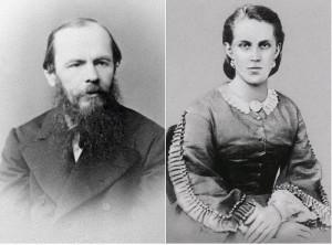 Достоевский и вторая жена