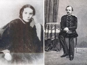 Достоевский и первая жена