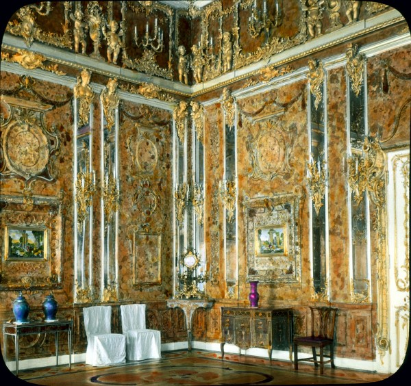 ЯНтарная комната оригинал