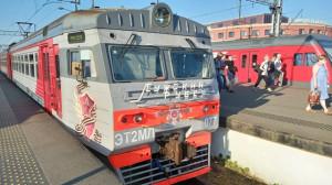 Лужский рубеж поезд