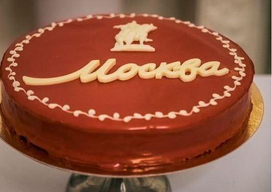 Торт Москва 3