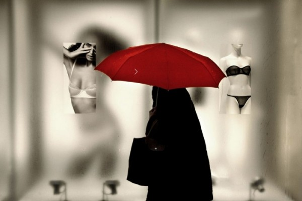 Дождь 7  Париж