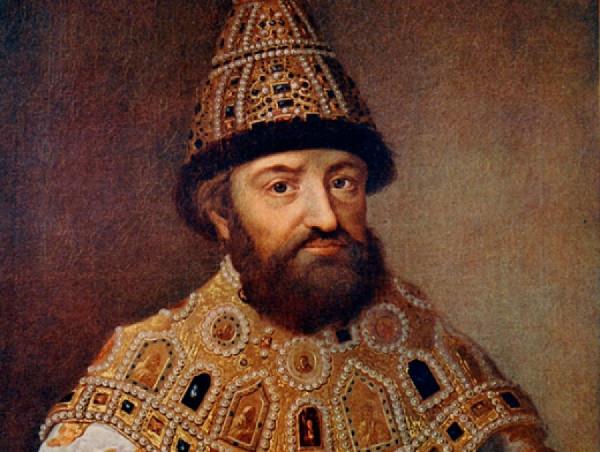 Первый русский царь Михаил Романов