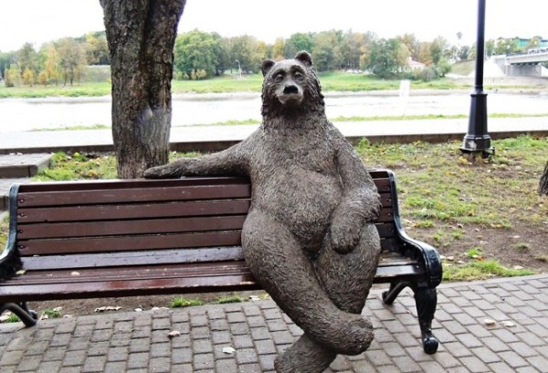 Торговая Сторона Медведь