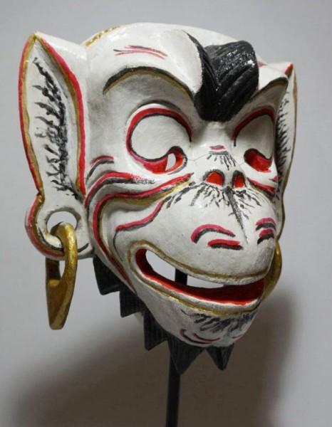 Обезьяна маска
