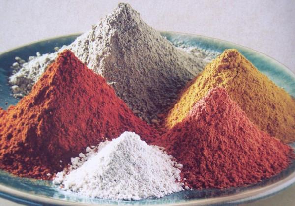 Цветная глина 1