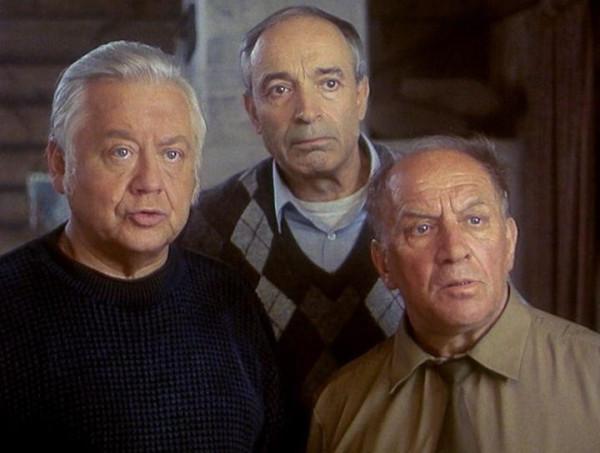 Лев, Олег и Валентин