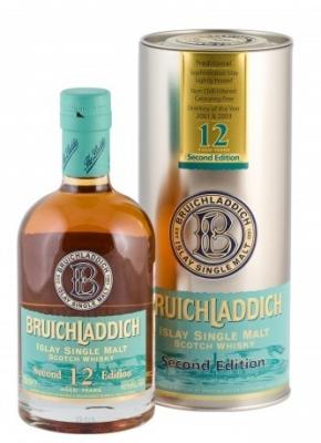 Bruichladdich 12