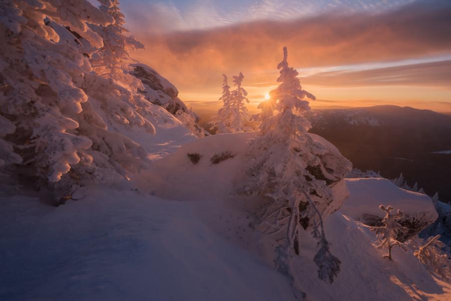 Каменные гиганты изагадочные долины. Сюрпризы зимнего Урала