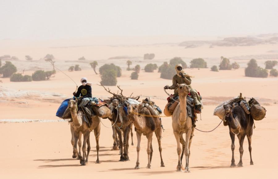 Кочевники Сахары в объективе Виктории Роготневой