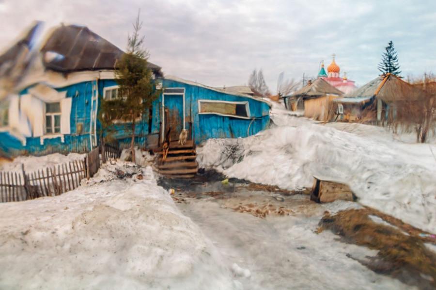 Я | В СЕРДЦЕ РОССИИ. «Сибириада»