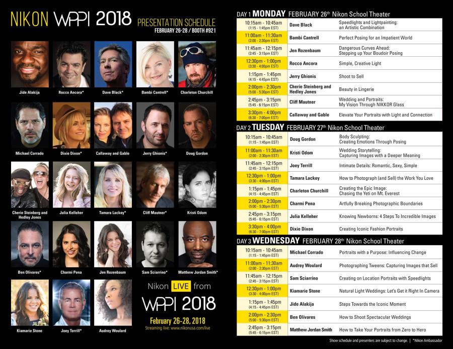 WPPI 2018